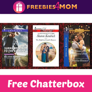 Free Chatterbox: Harlequin Romance Series