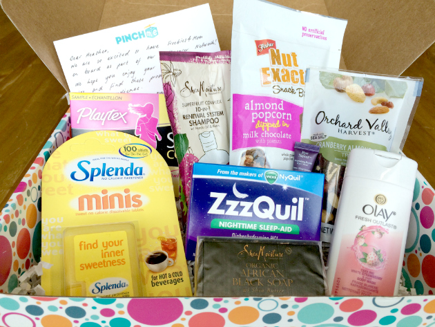 Freebies from PinchMe