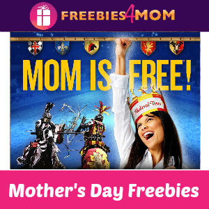 Mother's Day Freebie Roundup