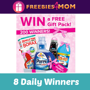 Sweeps Win a Free Gift Pack From Purex