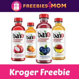 Free Bai5 Natural Antioxidant Drink at Kroger