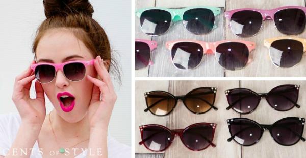 $7.95 Summer Sunglasses (Free Shipping!)