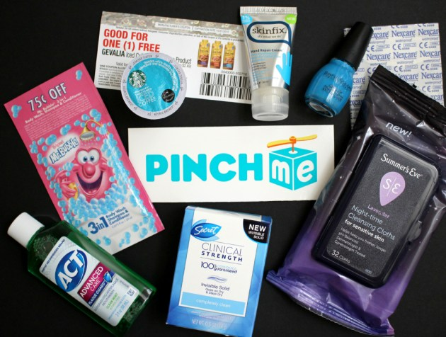 PINCHme July 2015 Freebies