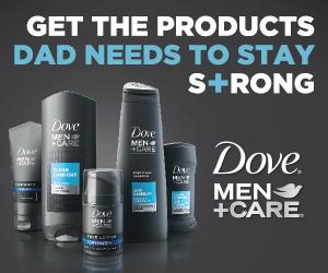 Dove Men+ Care at Walmart