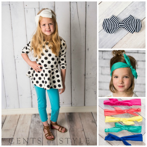 Kids & Adults Head Wraps $4.95