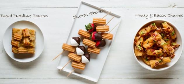 California Churros Recipes