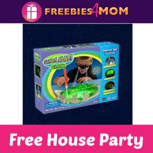 Free House Party: Sands Alive! Glow