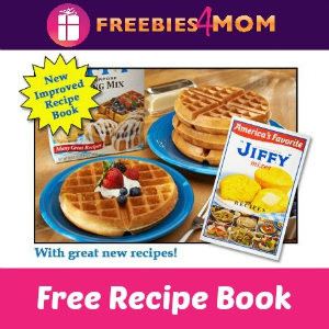 Free Jiffy Mixes Recipe Book