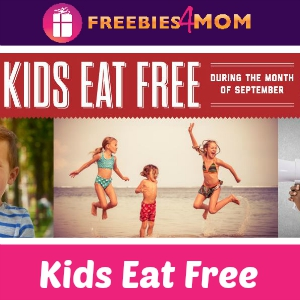 Kids Eat Free at Joe's Crab Shack