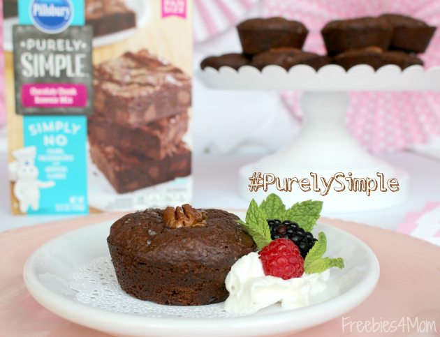 Purely Simple Chocolate Cake Mix