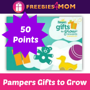 50 More Pampers Points