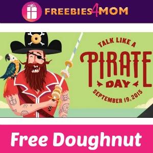 Free Krispy Kreme Doughnuts Sept. 19
