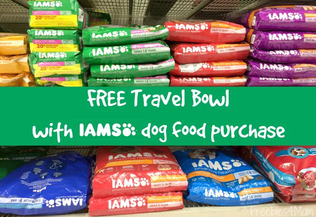 Iams Dog Food Coupon Deal