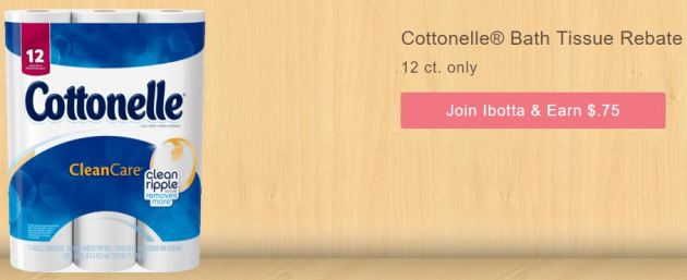 Save on Cottonelle at Walgreens with Ibotta