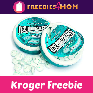Free Ice Breakers Mints at Kroger