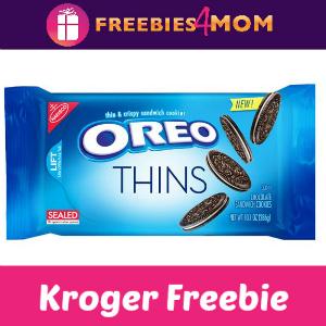 Free Oreo Thins Cookies at Kroger