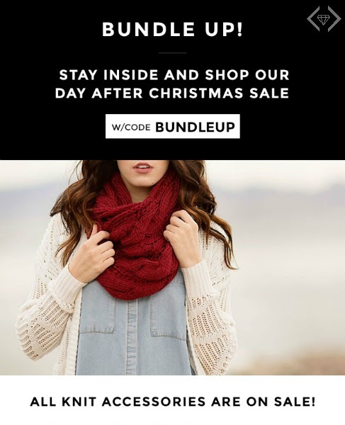 Cents of Style Knit Accessories Sale