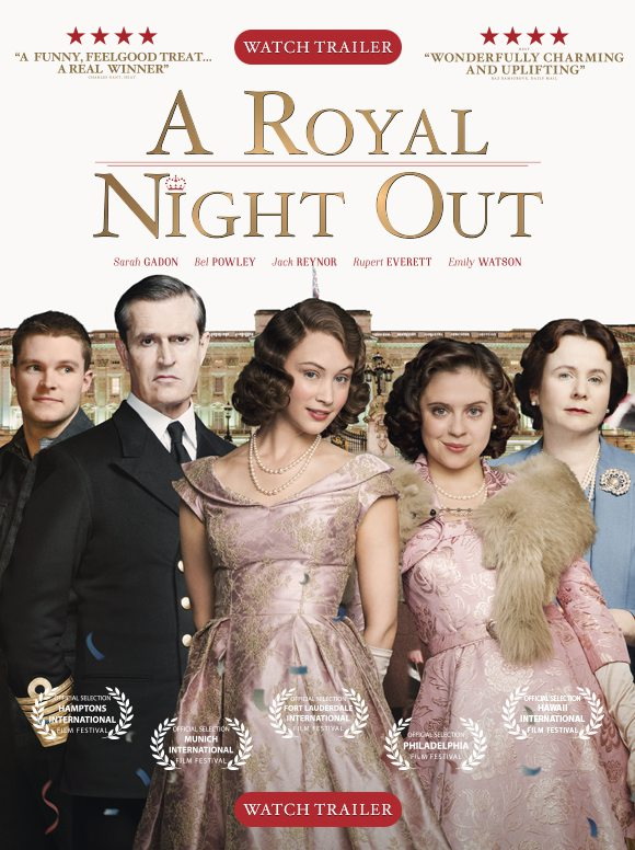 Watch A Royal Night Out movie trailer