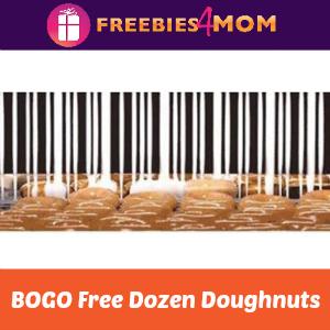 BOGO Free Krispy Kreme Dozen Dec. 12
