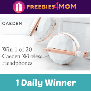 Sweeps Real Simple Caeden Headphones