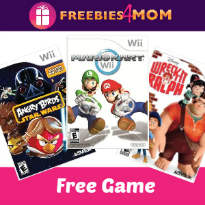 Free Redbox Game (Today Only)