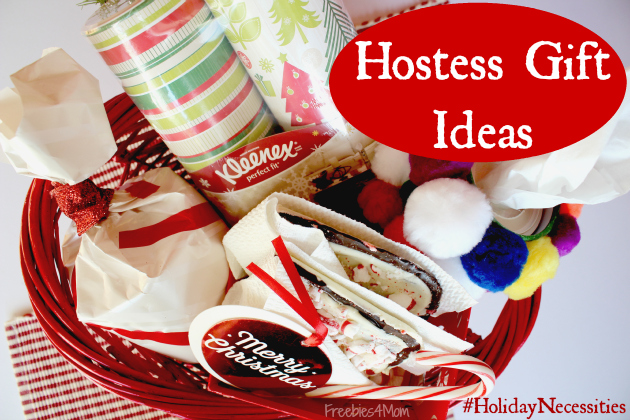 DIY Hostess Gift Ideas using #HolidayNecessities