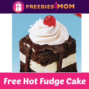 Free Hot Fudge Cake at Shoney's Dec. 3