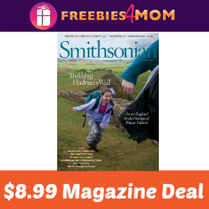 Magazine Deal: Smithsonian $8.99