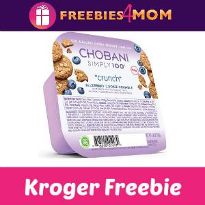 Free Chobani Simply 100 Crunch Yogurt