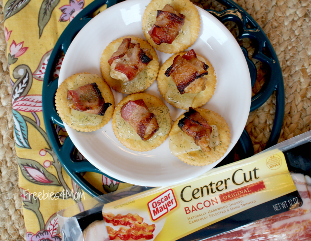 Bacon-Wrapped Chicken Bites Appetizer Recipe