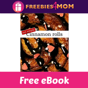 Free eCookbook: Not Simply Cinnamon Rolls
