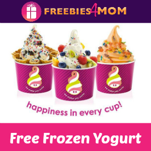 Free Frozen Yogurt at Menchie's Feb. 1