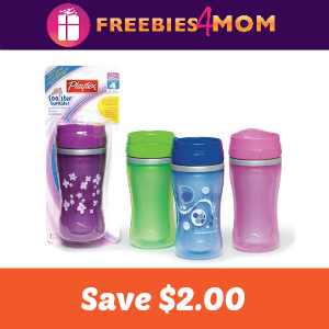 Coupon: Save $2.00 on one Playtex Cup