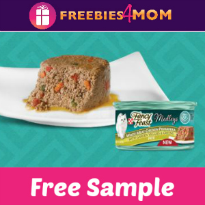 Free Sample Fancy Feast Medleys Paté