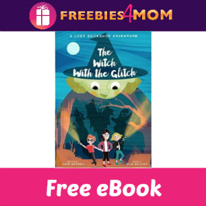 Free Children's eBook: The Witch With the Glitch