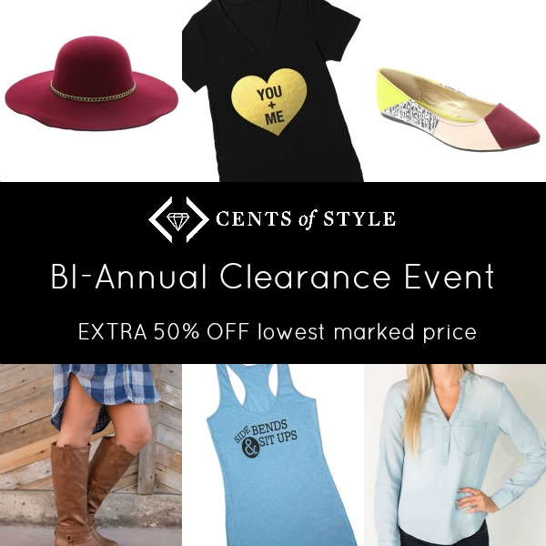 50% off Lowest Marked Price Clearance