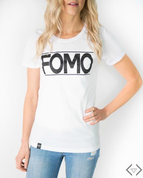 FOMO Graphic T-shirt $16.95