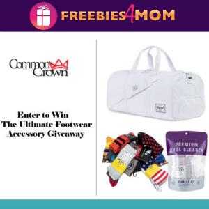 Common Crown Ultimate Footwear Giveaway