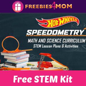 Free Hot Wheels STEM Kit for 4th Grade Teachers