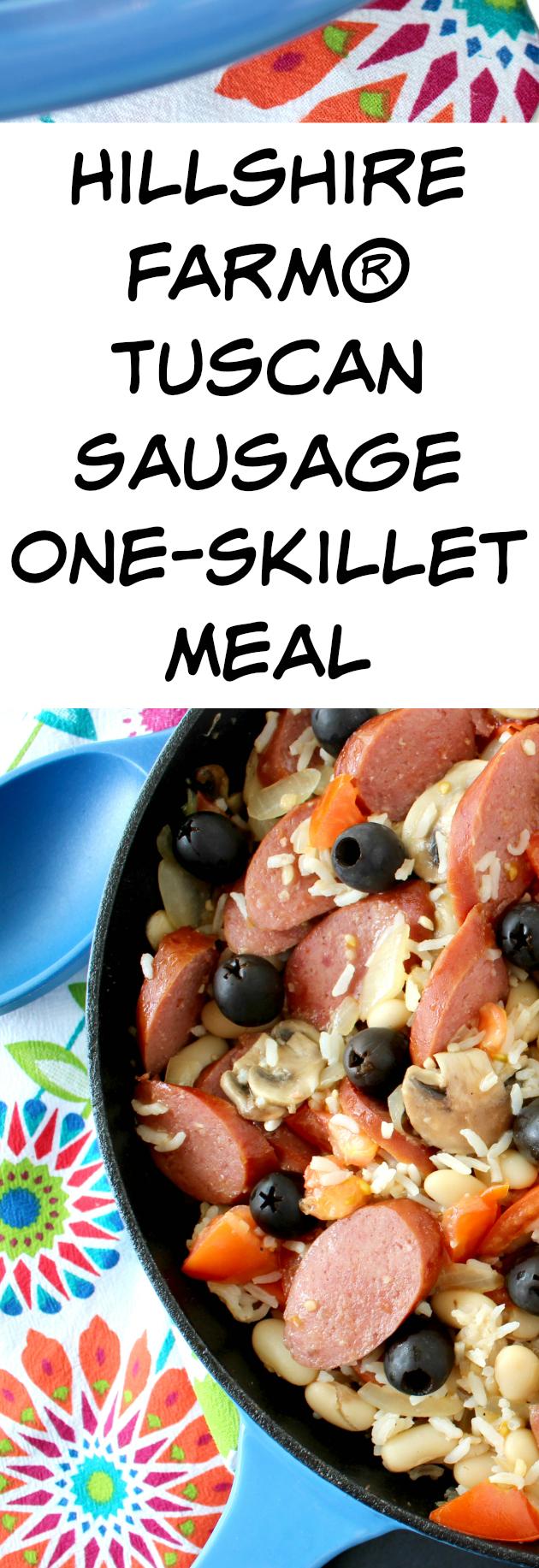 Hillshire Farm® Tuscan Sausage One-Skillet Meal