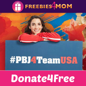 Donate4Free: Smuckers Supports Team USA