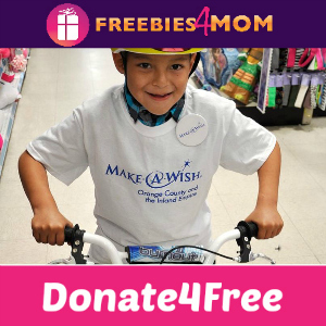 Donate4Free: Tweet for a Make-A-Wish Donation