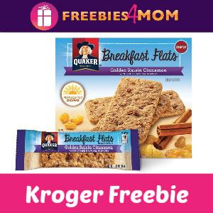 Free Quaker Breakfast Flats at Kroger