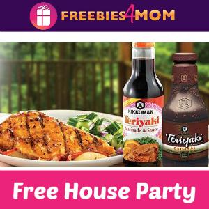 Free House Party: Kikkoman Grilling