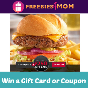 Win Ruby Tuesday Coupons and Gift Cards