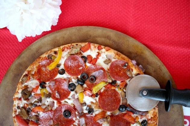 Austin's Pizza at H-E-B