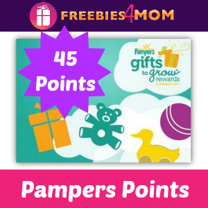 45 Pampers Points