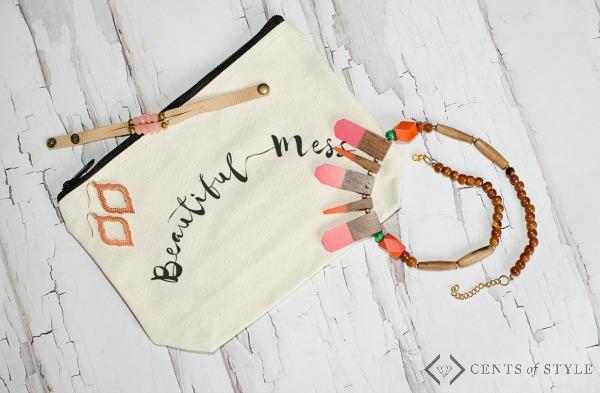 Makeup Bag Jewelry Grab Bag $19.98