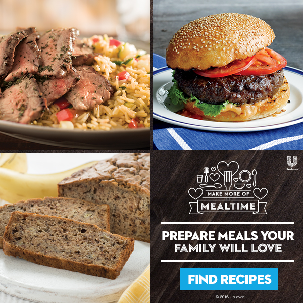 Make More of Mealtime Recipes