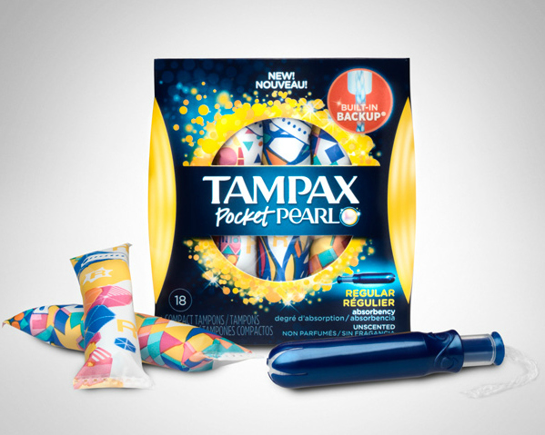 Free Tampax Pocket Pearl from SheSpeaks